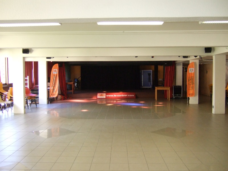 Location Salle