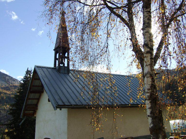 Chapelle Cruet exterieur